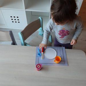 Apprendre a dresser la table