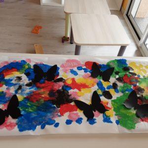 Activité colorée